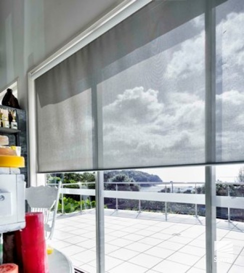 Custom Roller Blinds Sunray Awnings And Blinds